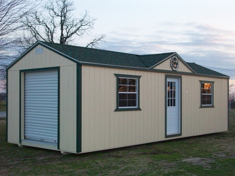 One Factor That Sets TDS Portable Buildings Apart From The Rest Is Our  Ability To Customize Your Building To Meet Your Needs. Need Extra Lighting?